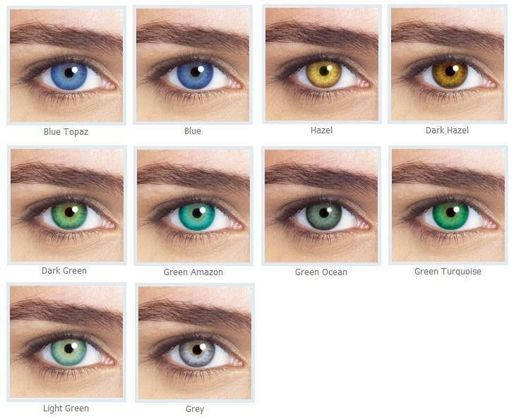 7b03db778cd31 Anual Contact lens Colors Bausch   Lomb....