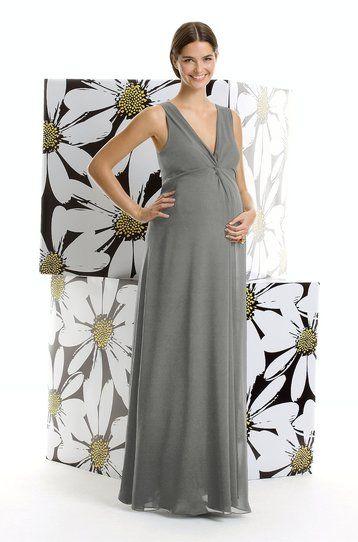 db96efdd8 Alfred Sung M406 Maternity Bridesmaid Dress | Weddington Way $118 ...