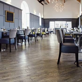 HC03 Dusk Oak Restaurant Flooring