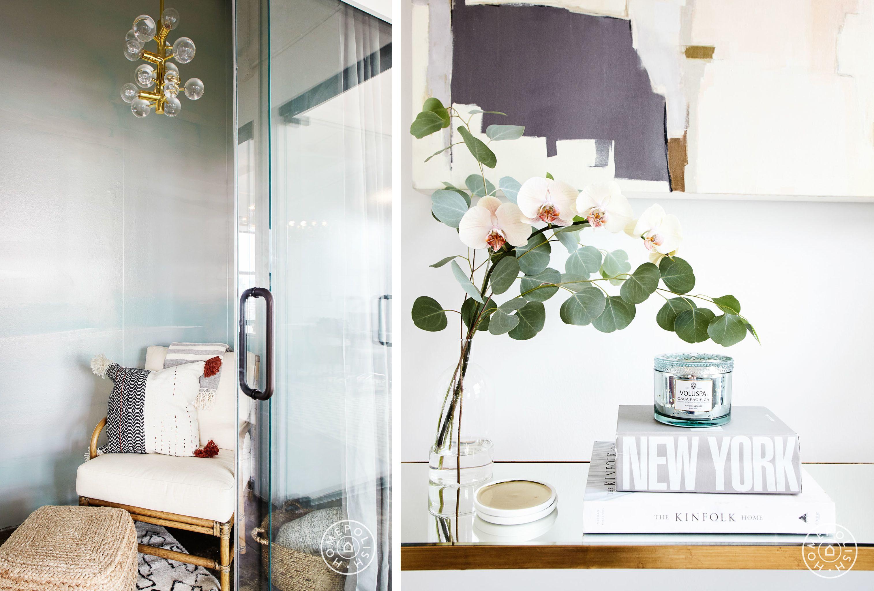Only floors up from simply gum   home interior design also tour karlie kloss boss office work rh pinterest