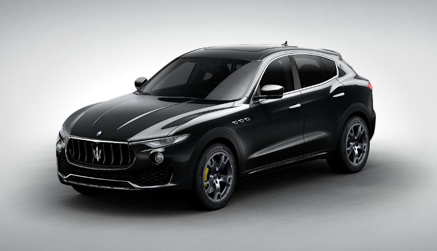 Photo of Maserati FR: Levante S