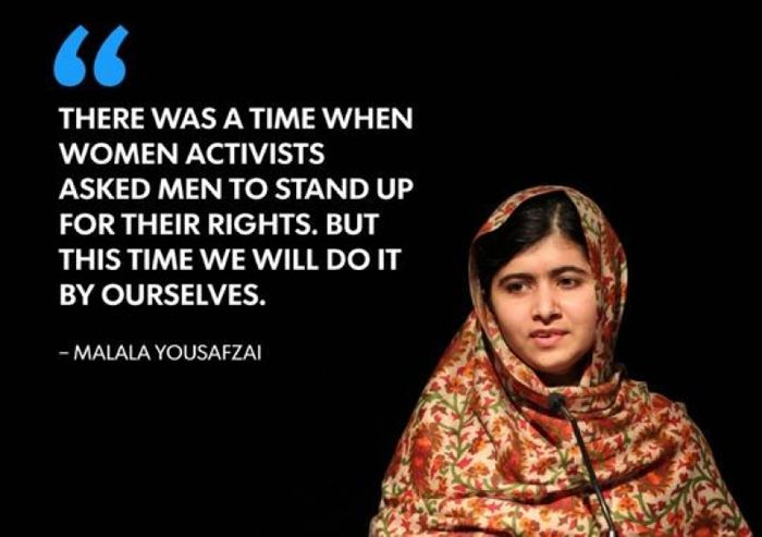 12 Powerful And Inspiring Quotes From Malala Yousafzai Wisdom