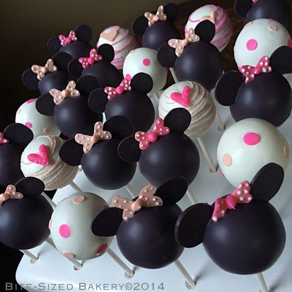 Minnie Mouse Cake Pop Maker Uk