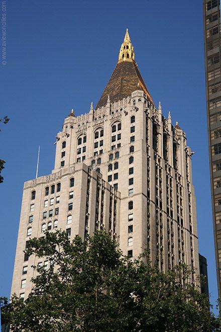 Ny Life Insurance Company Tower New York Pictures Ny Life Life Insurance Companies