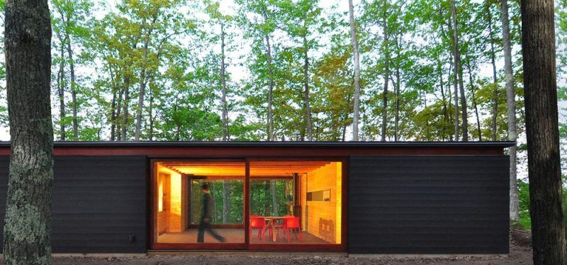 Modern Cabins Small Cabin Designs Ideas and Decor Busyboo