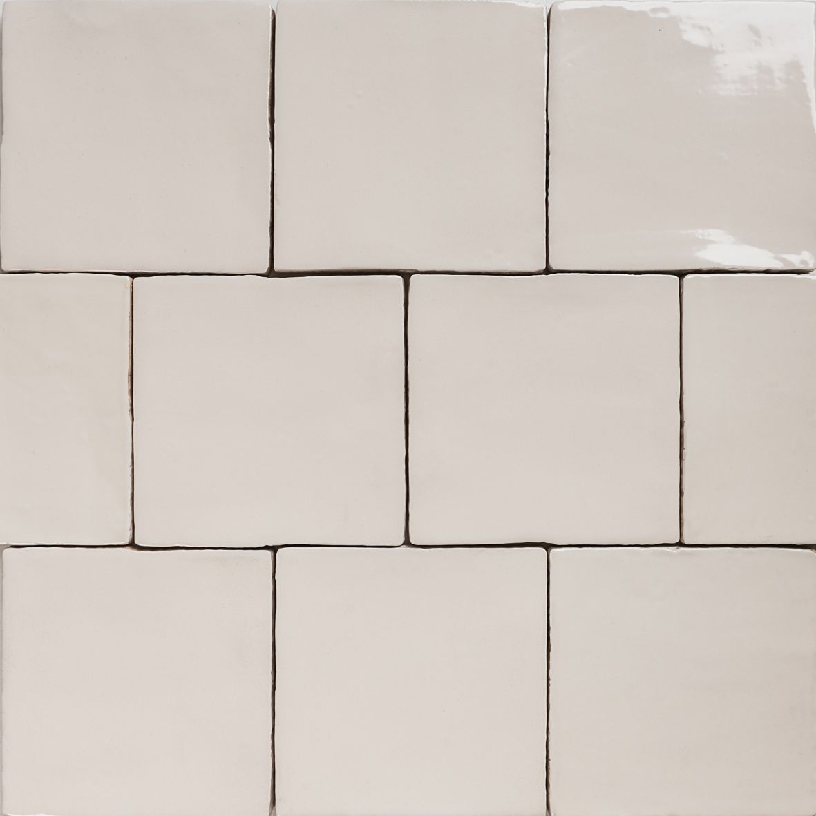 Handmade Natura Gloss Linen Tiles 130×130 | Kitchens | Pinterest