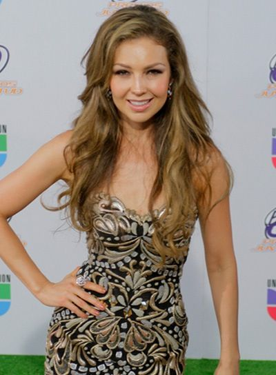 Love this color on Thalia