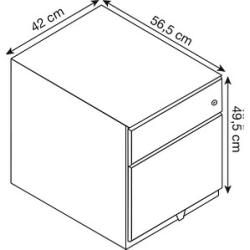 Photo of roll container