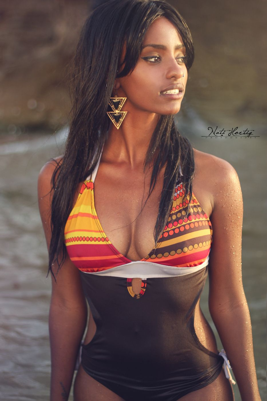 Ethiopian Beauty By -4937