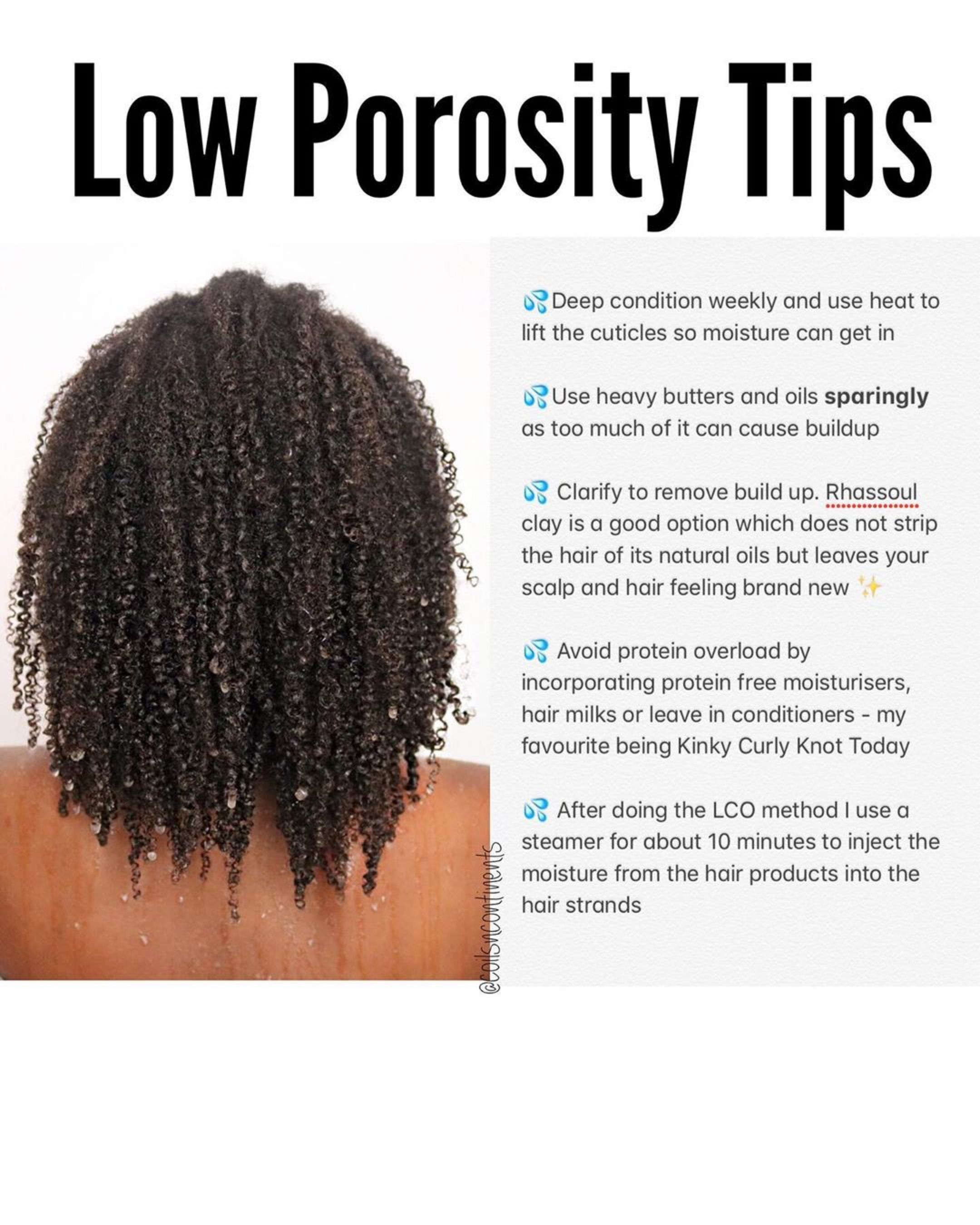 How to Test Your Hair Porosity Level - Kinky Hair Rocks