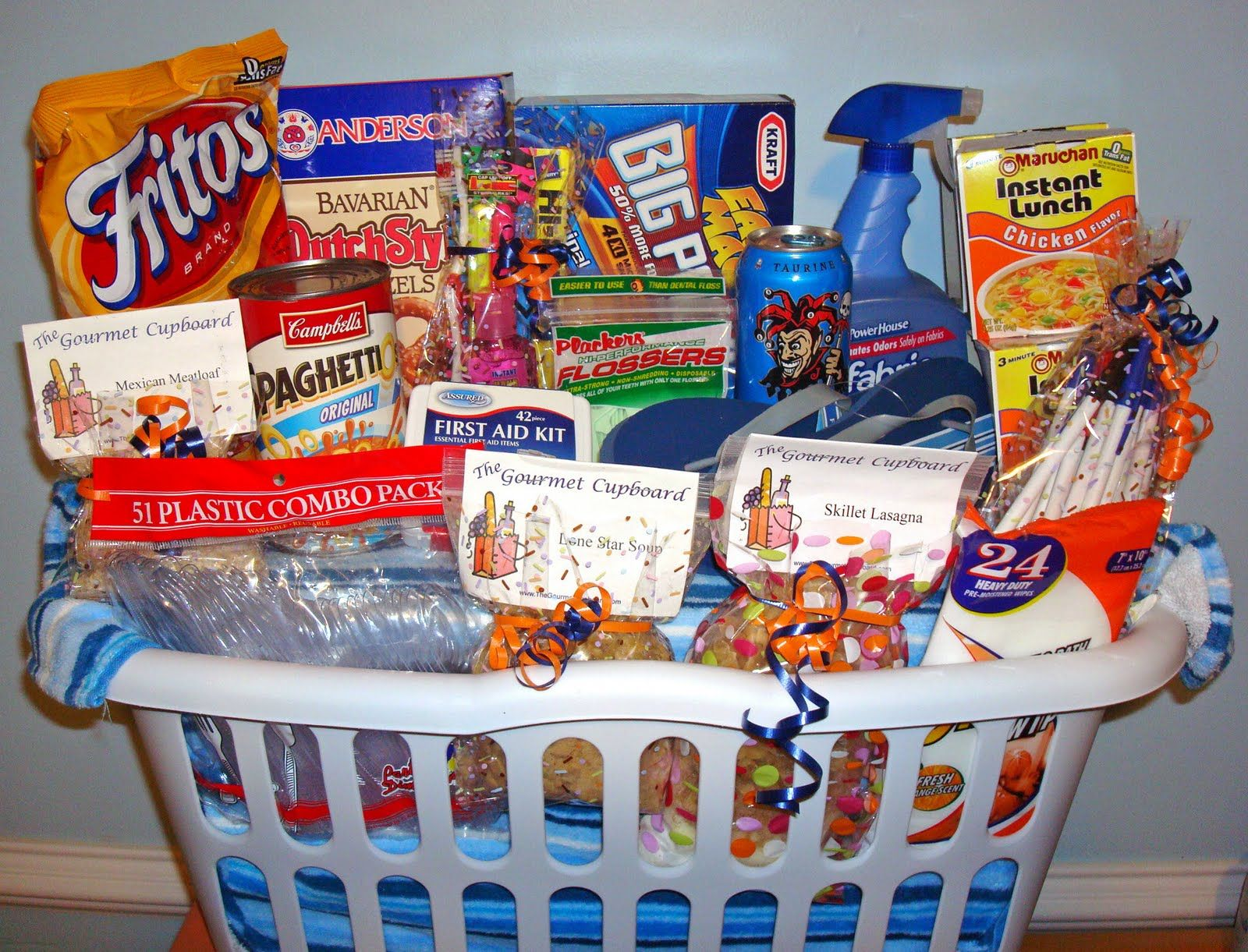 Pics photos funny college survival kit ideas - College Survival Kit