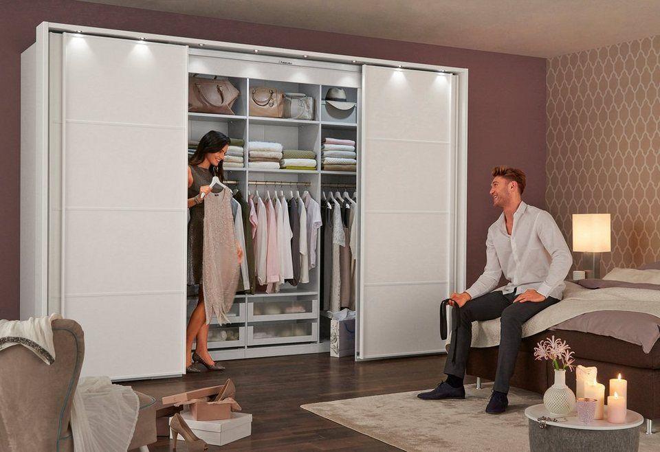 WIEMANN begehbarer Kleiderschrank »Multiplus«, in zwei ...
