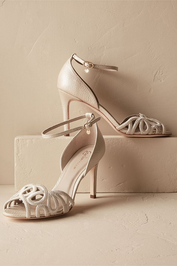02c41d6a970 Stylish bridal shoes from BHLDN