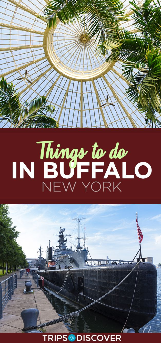 9 Ways to Experience Buffalo, New York #autumninnewyork