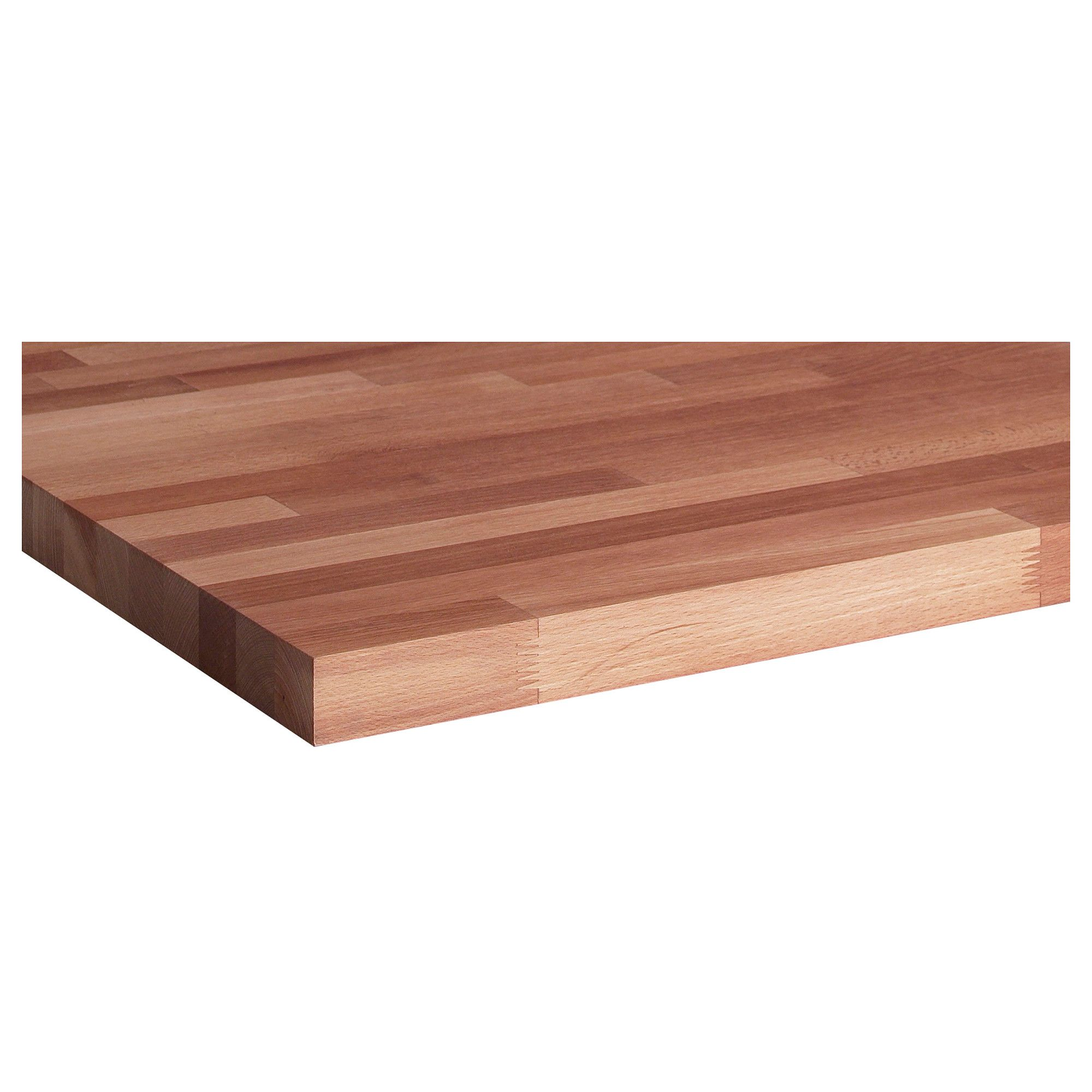 "lagan countertop, beech. $59. 96-7/8""x25-5/8"". 1-1/8"" thick. solid"