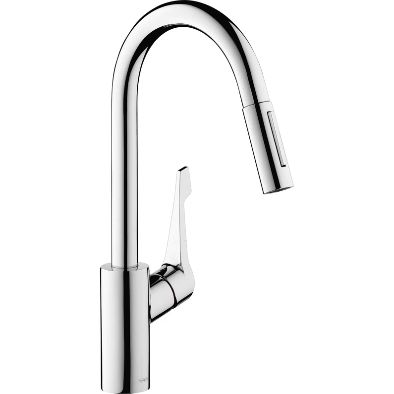 Mitigeur De Cuisine Avec Douchette Chrome Hansgrohe Centro Xl Nf Leroy Merlin Kitchen Mixer Hansgrohe Sink Accessories