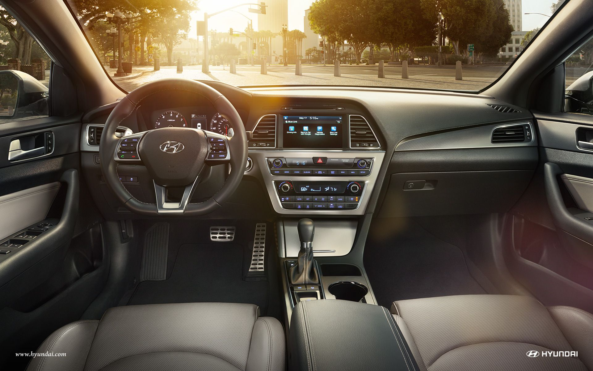 2015 SONATA LIMITED IN BEIGE LEATHER Visit