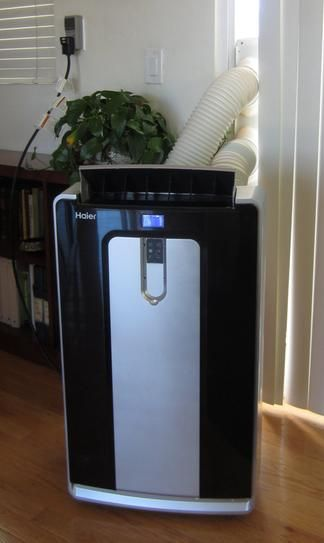 haier btu cool and heat portable air conditioner with 110 pt per day moisture - Commercial Cool Portable Air Conditioner