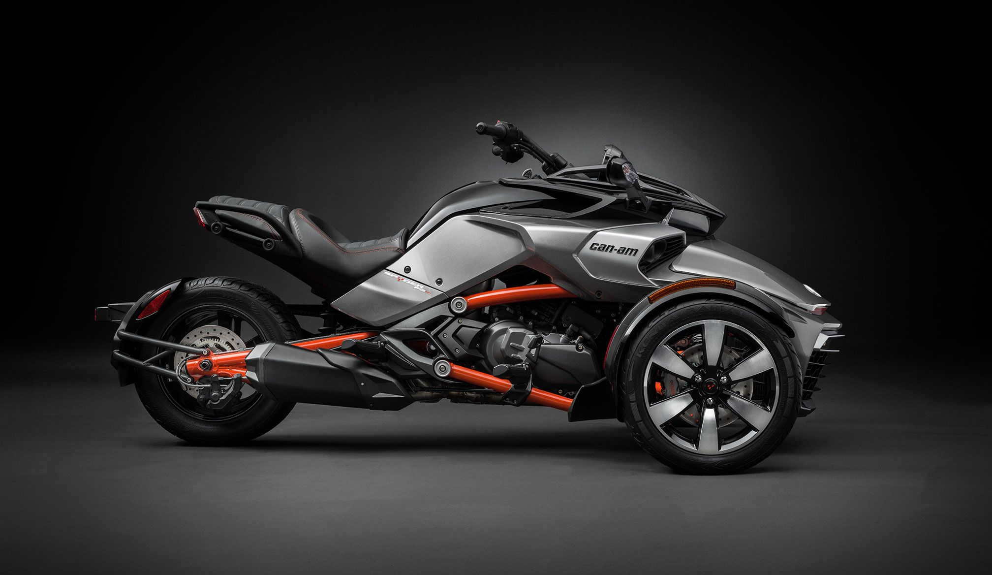2016 can am spyder f3s