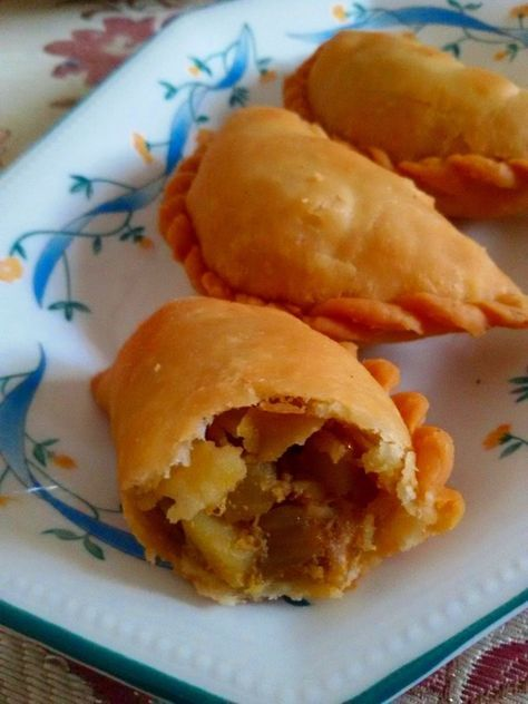 Curry Puff Resep Masakan Malaysia Masakan Malaysia Resep Makanan India