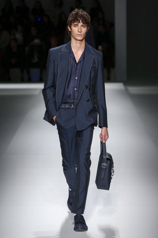 5103efc0bd Boss Spring 2019 Menswear Fashion Show in 2019 | Men's fashion ...