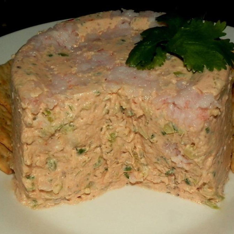 Layered Shrimp Dip | Recipe | FISH or SEAFOOD- It's all ...