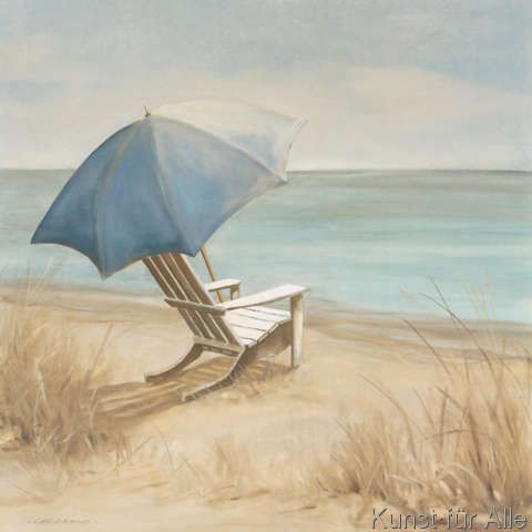 Malen Malerei Aquarell Am Meer Carol Robinson Summer Vacation