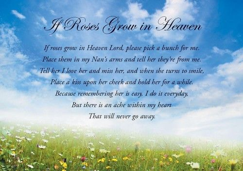 A5 Quality Memorial Bereavement Card To Remember A Special