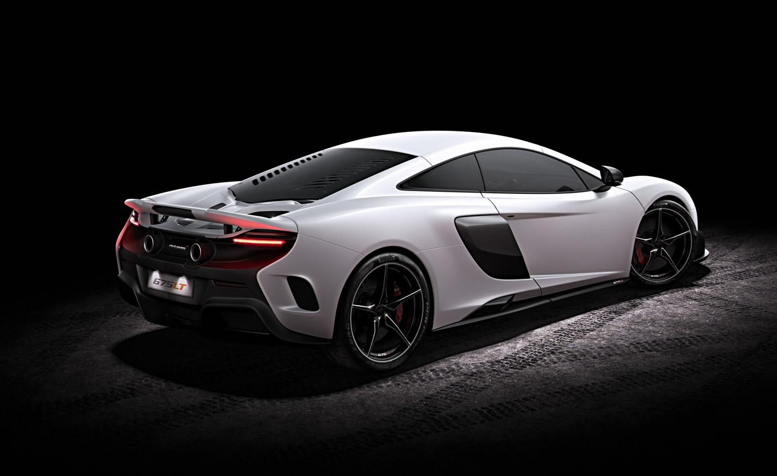 McLaren Cars News Lightweight, trackfocused 675LT