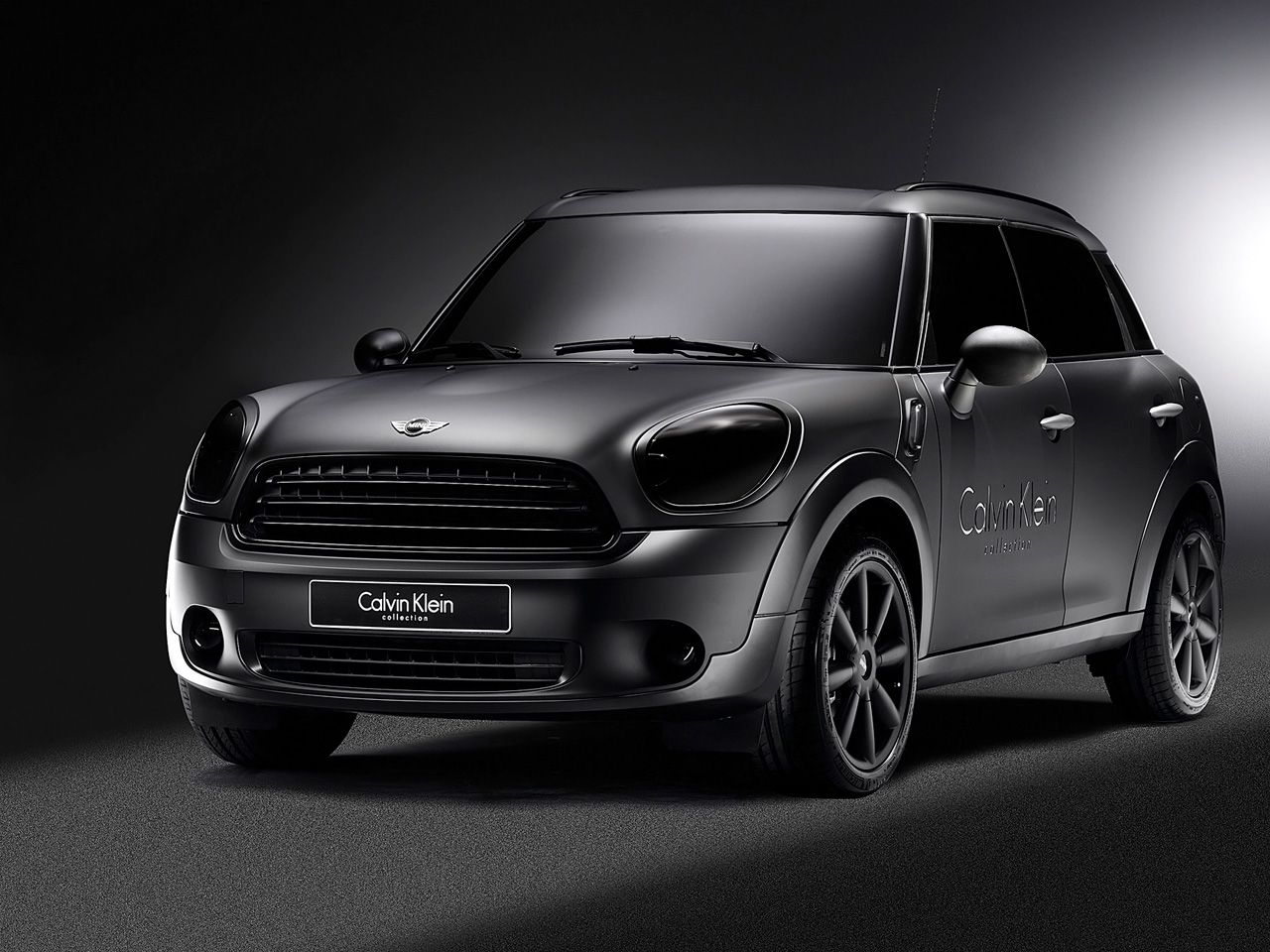 mini cooper countryman black edition by calvin klein products i love pinterest mini. Black Bedroom Furniture Sets. Home Design Ideas