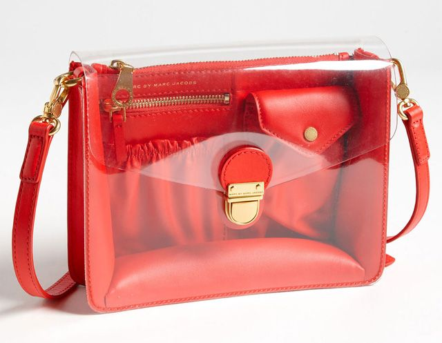 Marc By Jacobs Clearly Crossbody Bag I Like How The Whole Isn T Clear Just Front