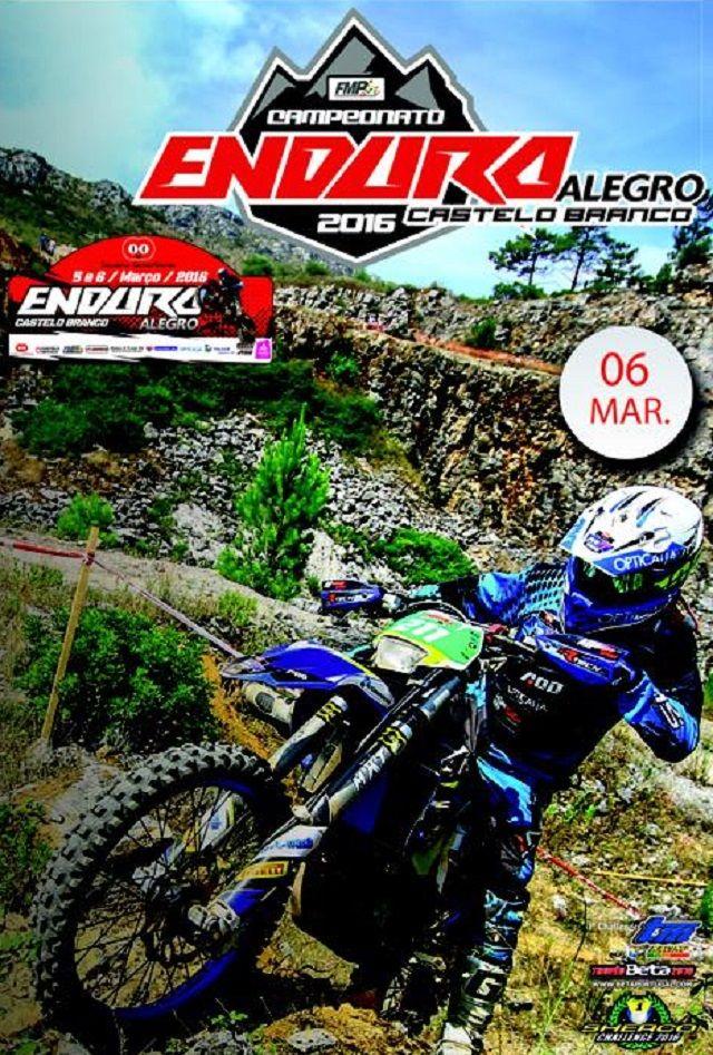Castelo Branco abre o Campeonato Nacional de Enduro