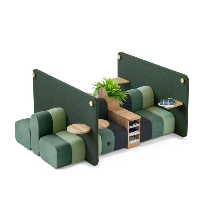 Bla Station Introduces The Bob Job Because The Desk Is Dead Design Milk Contract Furniture Office Furniture Design Furniture