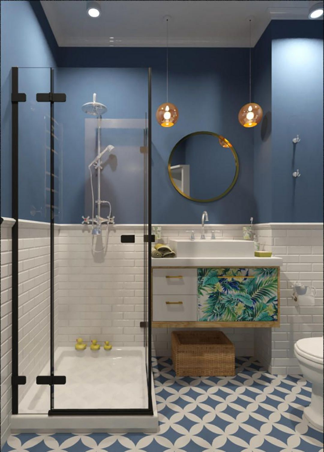 Amazing Small Bathroom Wall Tiles 241018 | Small bathroom ... on Amazing Small Bathrooms  id=27102