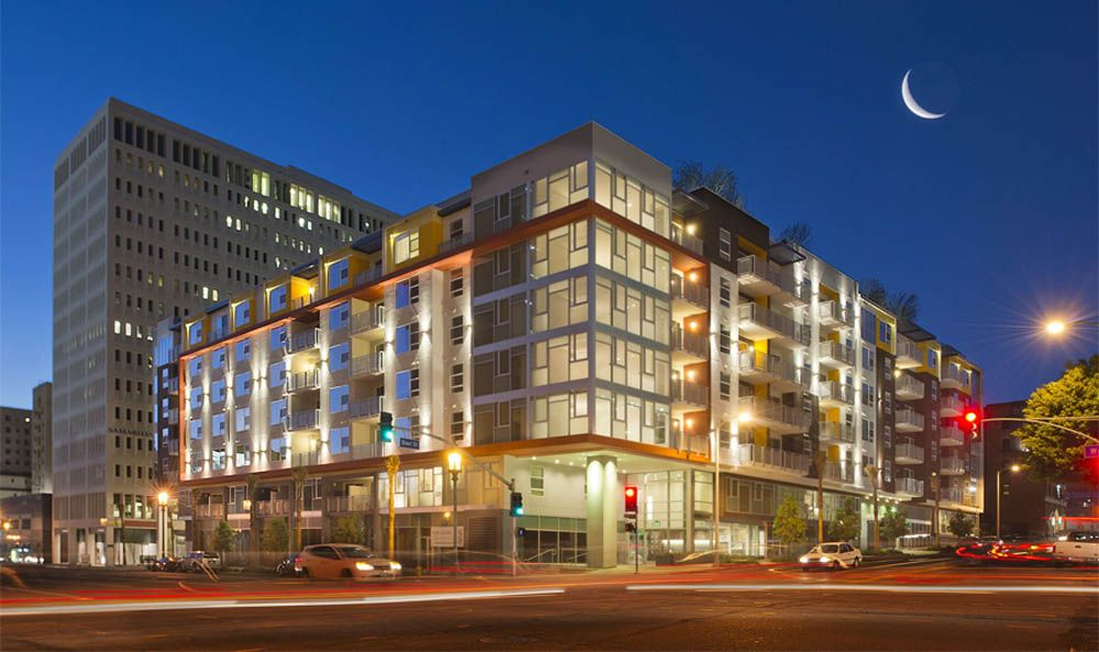 Stylish apartments in Downtown LA - City West | Los ...