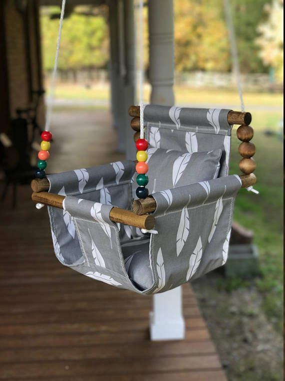baby swing, cloth swing, nursery swing, outdoor swing, indoor swing, child's swing, child's birthday, baby shower gift, Child's Christmas #thegreatoutdoors