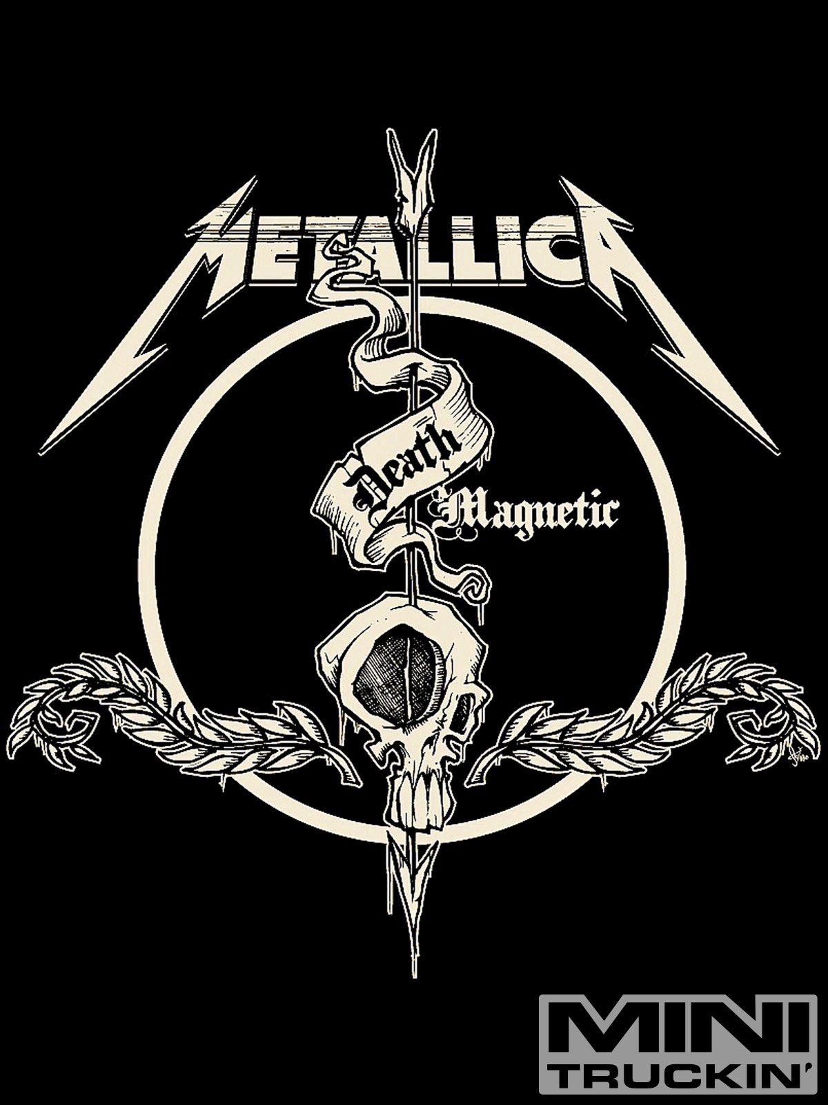 Artist Profile Squindo Speed Shop Metallica Art