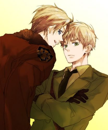 America x England one of favourite ships but not my OTP