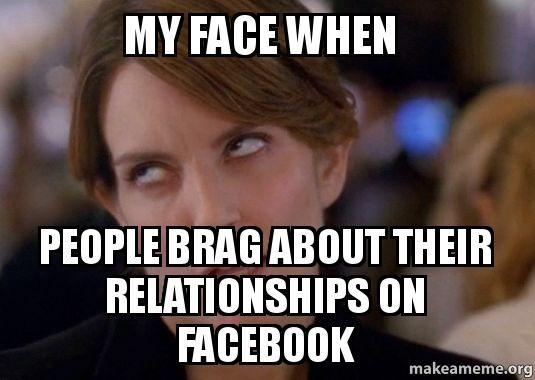 flirting meme awkward faces facebook