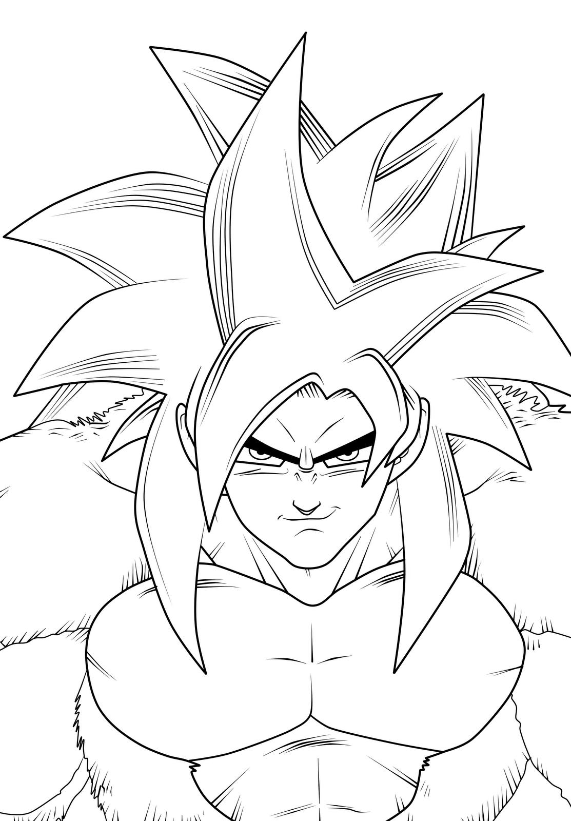 Colorir Desenhos Dragon Ball Z Desenhos O Esboco Do Dragao