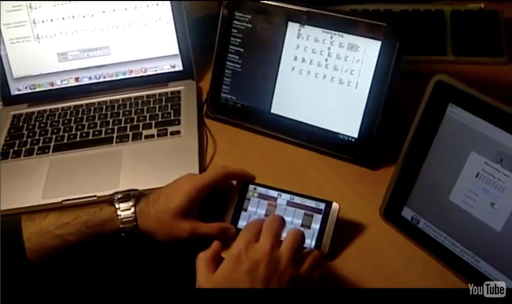 Riverboat Rag - Vídeo interactivo creado por Sergio Pedrera