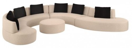 Reclining Sofa round couch Bing Images