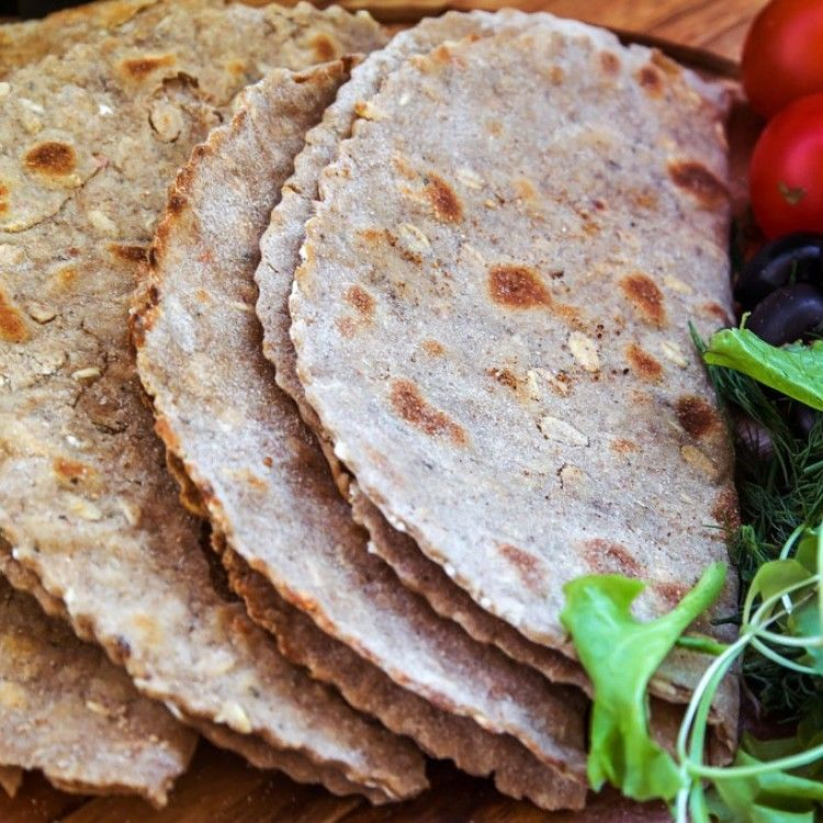 طريقة عمل خبز الشوفان الصحي معجنات وصفات الخبز Food Simple Sandwiches Recipes