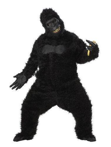 California Costumes Goin' Ape Bodysuit, Black, One Size Costume California Costumes http://www.amazon.com/dp/B005LLN7H6/ref=cm_sw_r_pi_dp_4J9jvb0H315D0