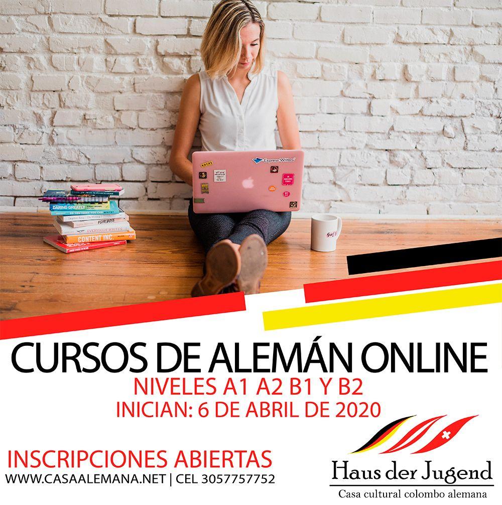 Cursos De Aleman Online Aprender Aleman Aleman Cursillo