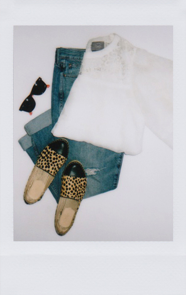 easy summer outfit / created by @caitlin_cawley for #instax