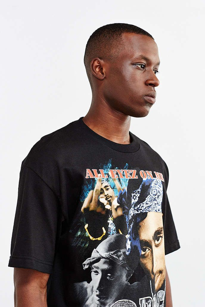 2pac t shirt uk