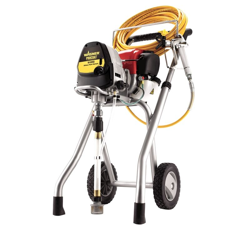 Wagner Procoat Airless Petrol Paint Sprayer I N 1560365