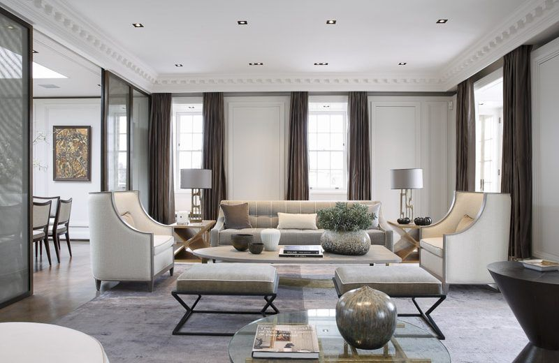 Top 10 Interior Designers In France Beautiful Living Rooms