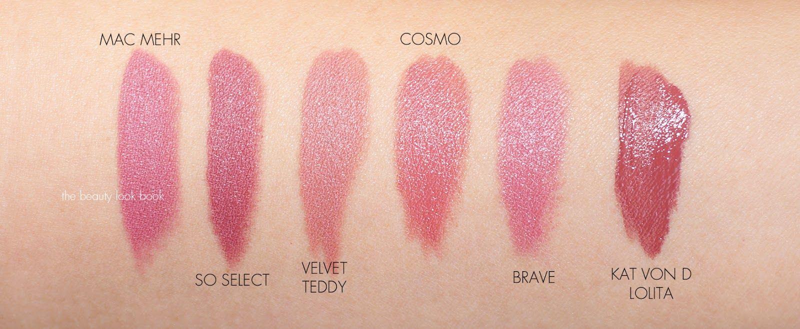 Matte Lipstick by MAC #21